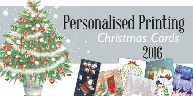 personalised christmas cards from phoenix trading