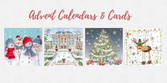 Flamingo Paperie Advent Calendars