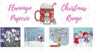 Flamingo Paperie Christmas Range