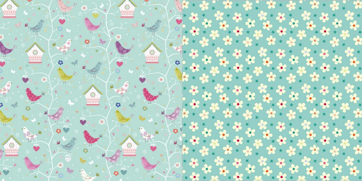 Recyclable Gift Wrap - Flamingo Paperie