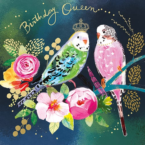 Birthday Queen - Flamingo Paperie